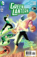 Green Lantern The Animated Series Vol 1 2