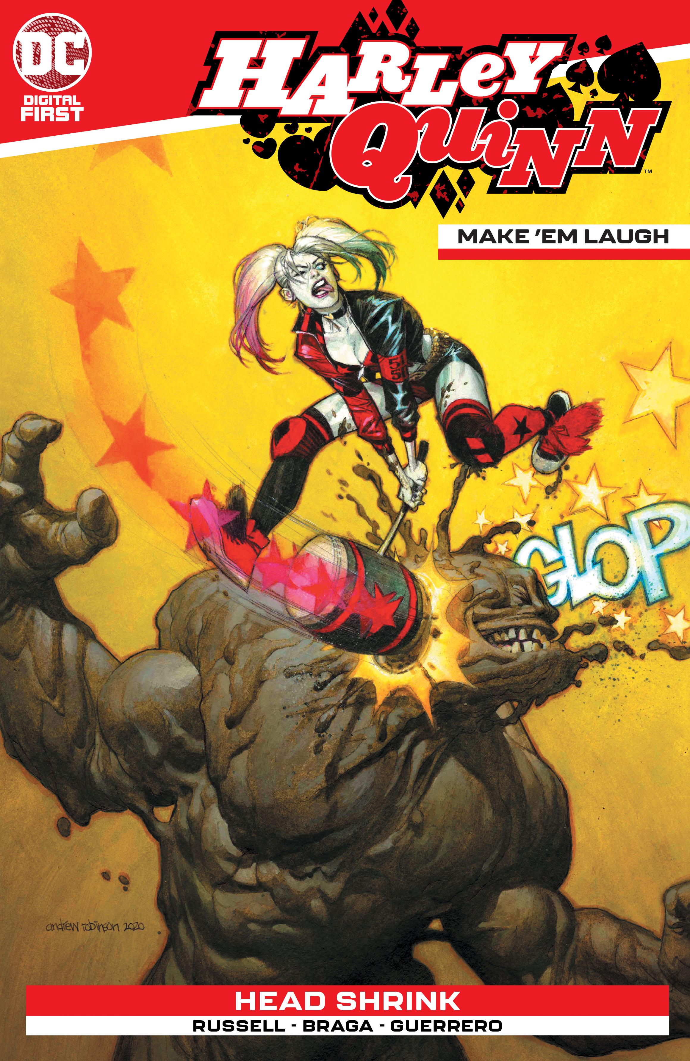Harley Quinn: Make 'em Laugh Vol 1 1 (Digital)
