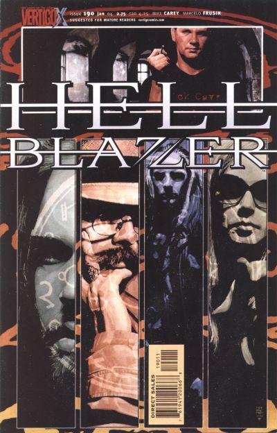 Hellblazer Vol 1 190