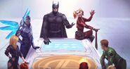 Justice League II Injustice Regime 0001