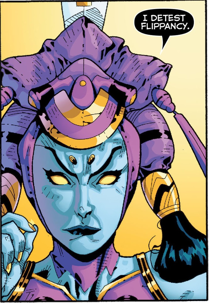 Lady Styx (Prime Earth)