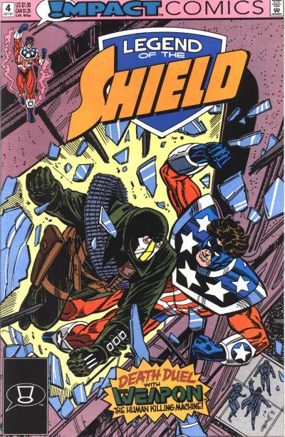 Legend of the Shield Vol 1 4