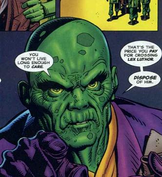 Alexander Luthor (Amalgam Universe)