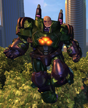 Alexander Luthor (DC Universe Online)/Gallery