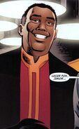 Lucius Fox Jr. Batman Beyond 001