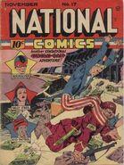 National Comics Vol 1 17