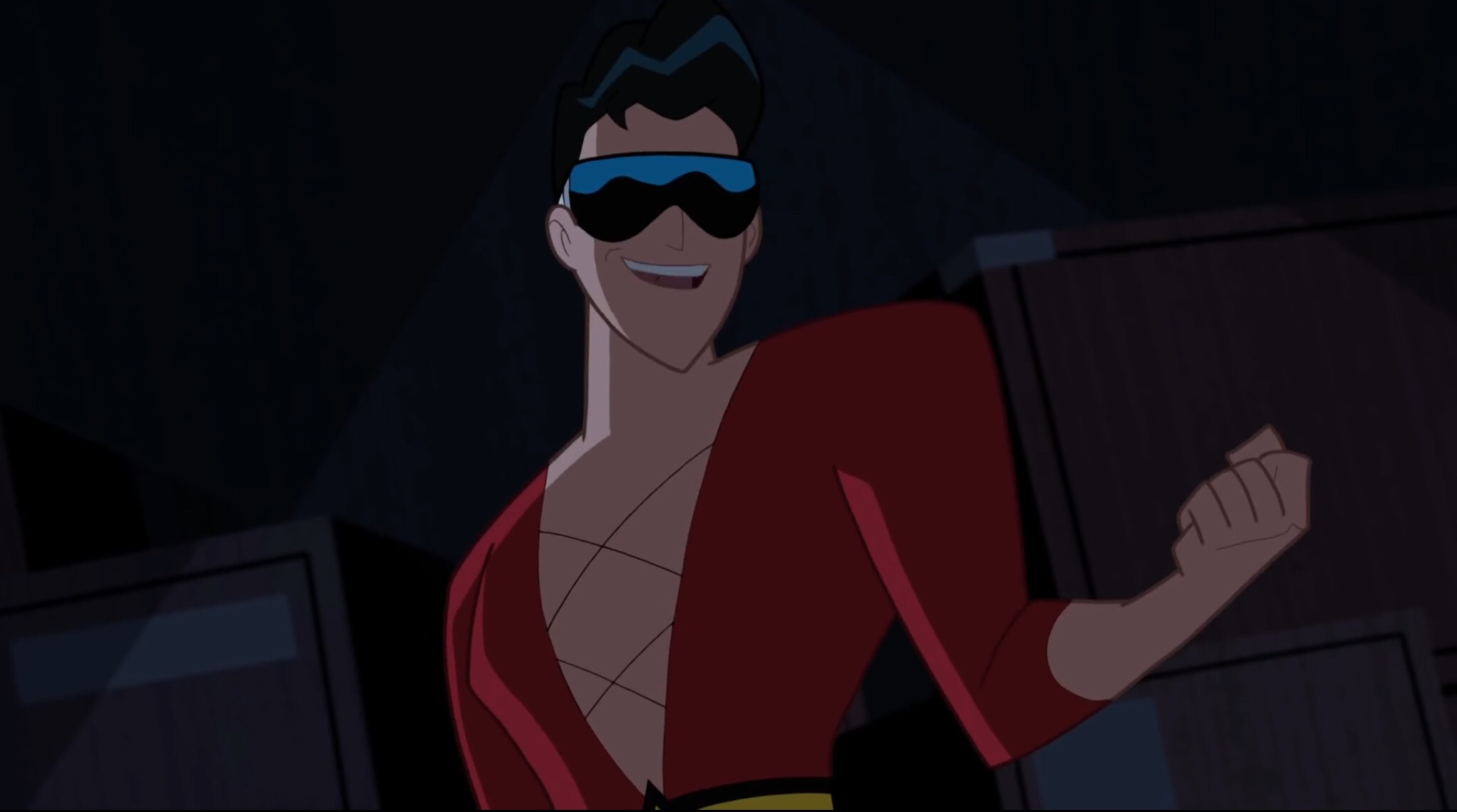 Patrick O'Brian (Justice League Action)