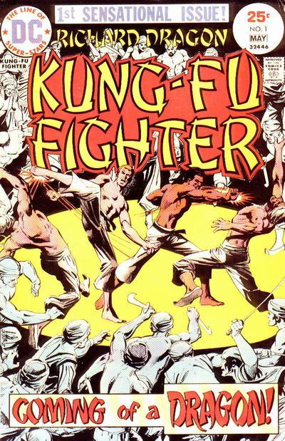 Richard Dragon, Kung-Fu Fighter Vol 1