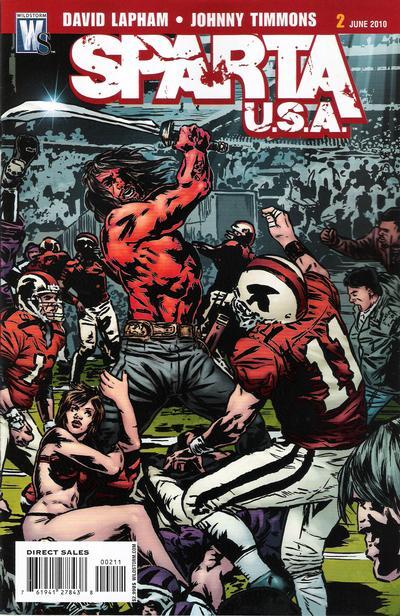 Sparta: U.S.A. Vol 1 2