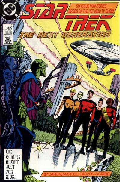 Star Trek: The Next Generation Vol 1 6