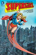 Supergirl The Daring New Adventures of Supergirl Vol 1 (Collected)