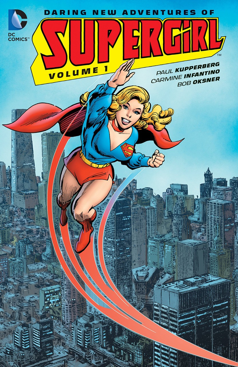 Supergirl: The Daring New Adventures Of Supergirl Vol 1 (Collected)