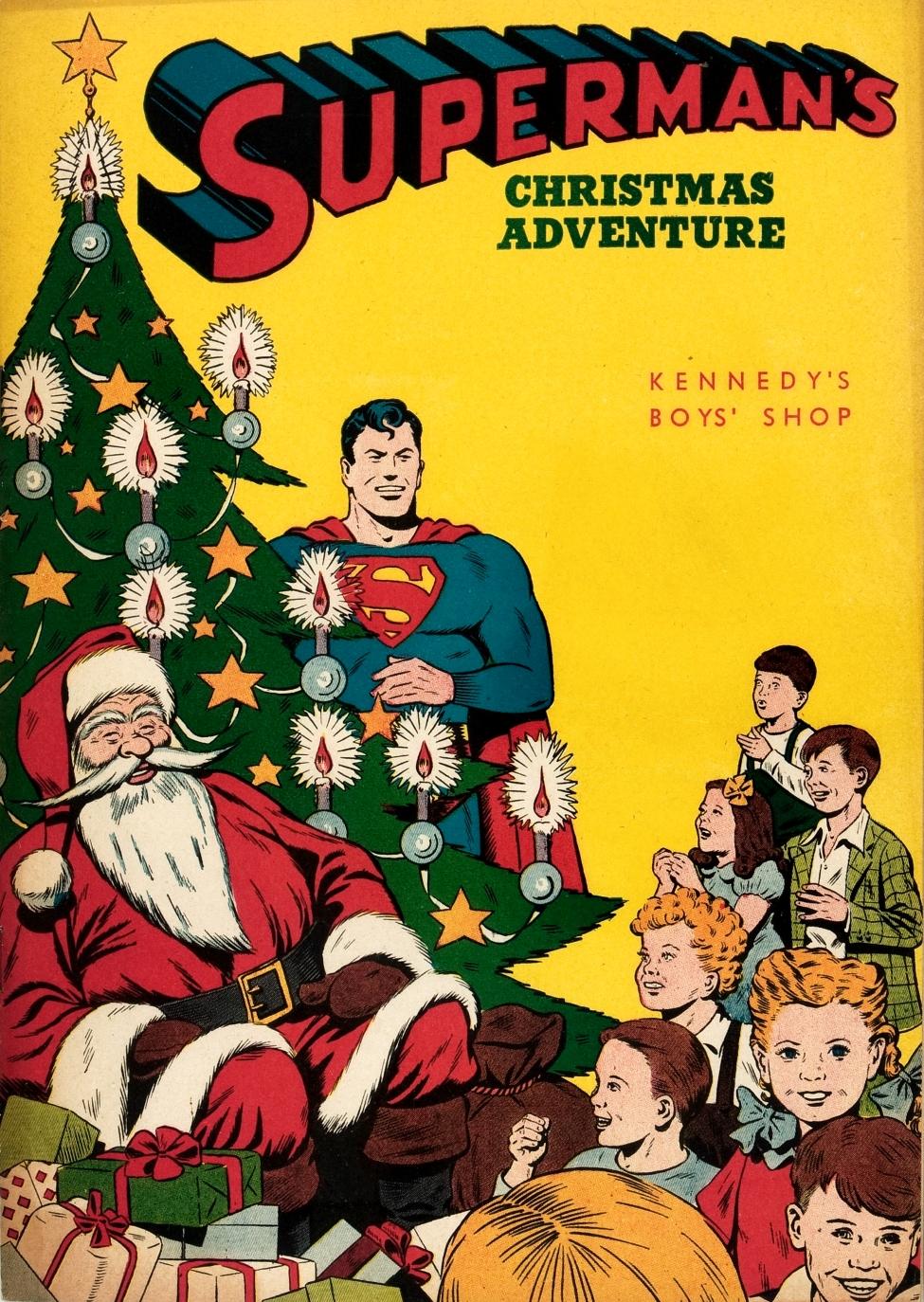 Superman's Christmas Adventure Vol 2 1