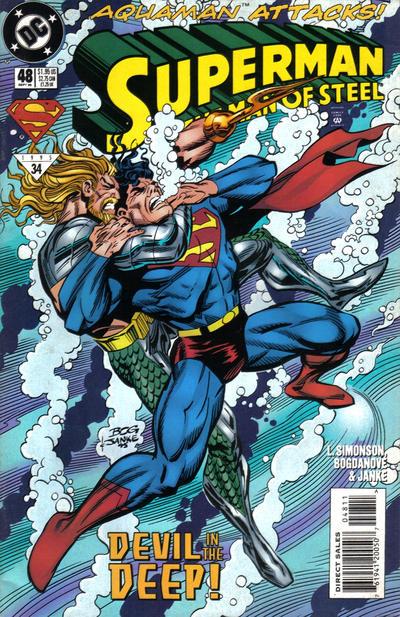 Superman: The Man of Steel Vol 1 48