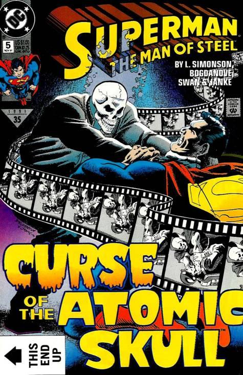 Superman: The Man of Steel Vol 1 5