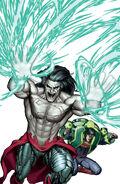 Superman Vol 3 23.3 H'El Textless