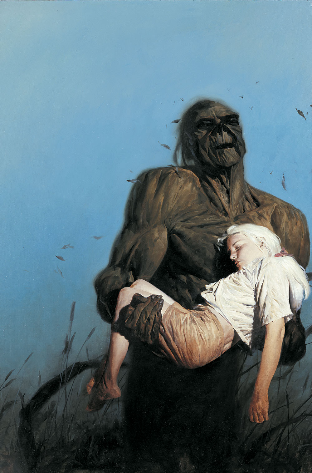 Swamp Thing by Brian K. Vaughan Vol. 1 (Collected)