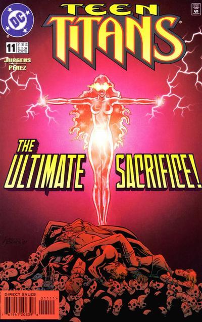 Teen Titans Vol 2 11