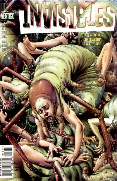 The Invisibles Vol 2 15
