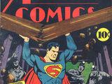 Action Comics Vol 1 50