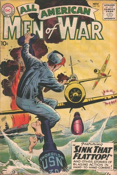 All-American Men of War Vol 1 75