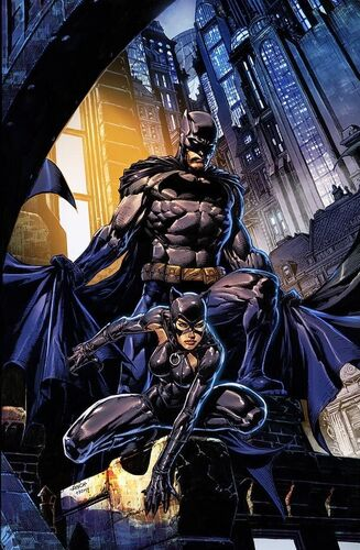 Textless Exclusive Unknown Comic Books David Finch Variant
