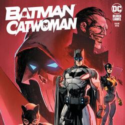 Batman/Catwoman Vol 1 5
