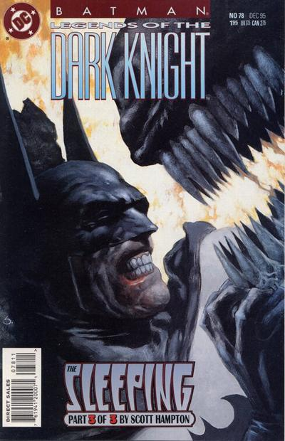 Batman: Legends of the Dark Knight Vol 1 78