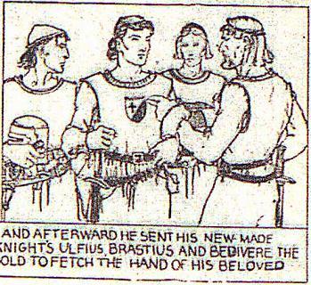 Bedivere (New Earth)