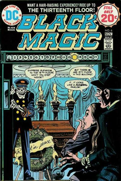 Black Magic Vol 1 6