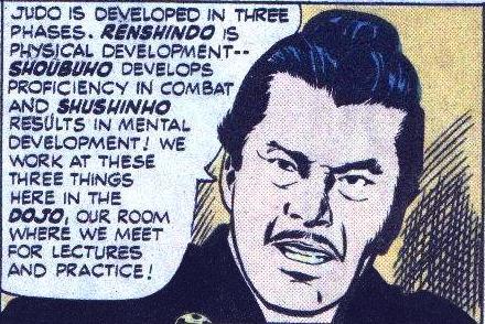 Bushuri (Earth-Four)