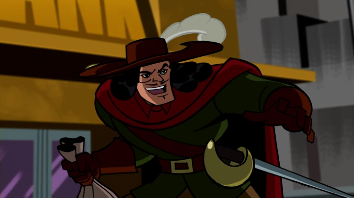 Mortimer Drake (The Brave and the Bold)