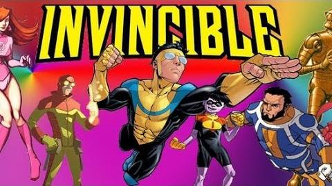 Episode 13 - Invincible