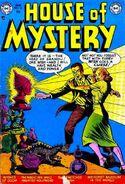 House of Mystery v.1 10