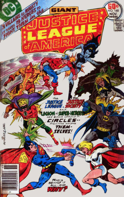 Justice League of America Vol 1 148