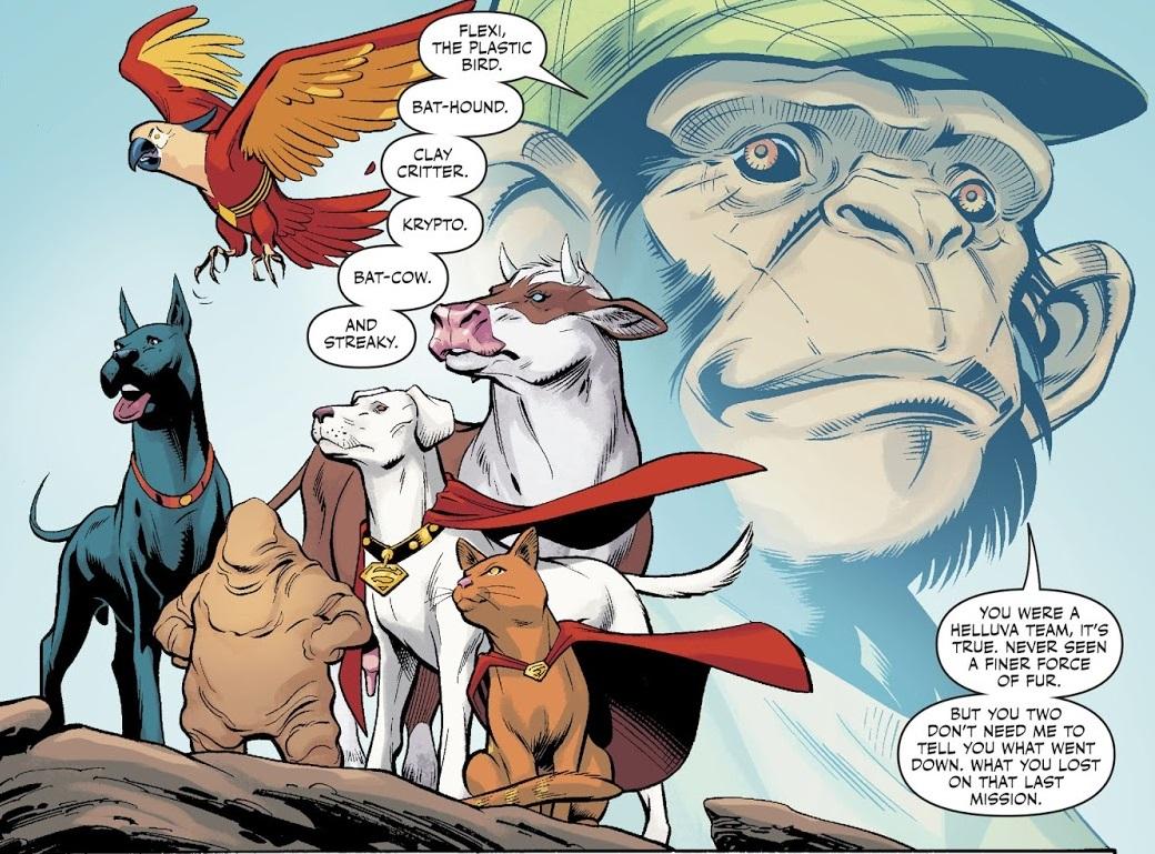 Legion of Super-Pets (Prime Earth)