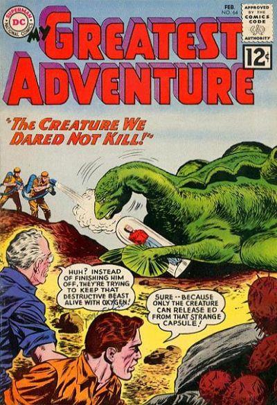 My Greatest Adventure Vol 1 64