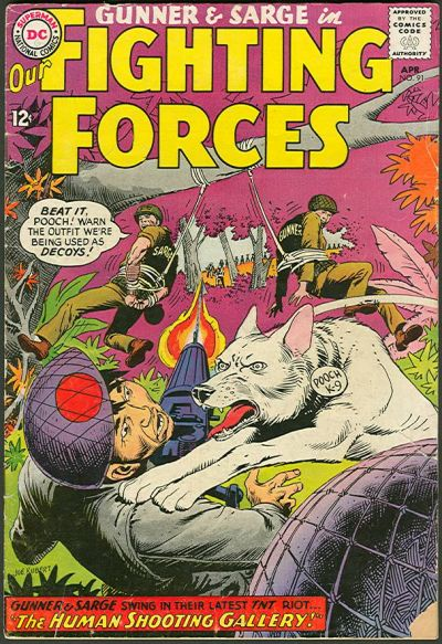 Our Fighting Forces Vol 1 91