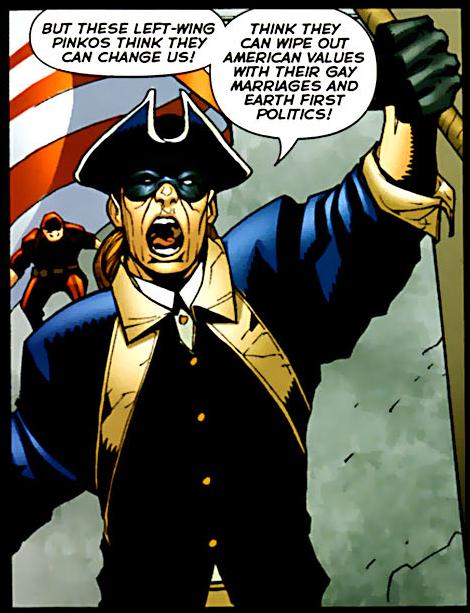 Paul Revere (Wildstorm Universe)