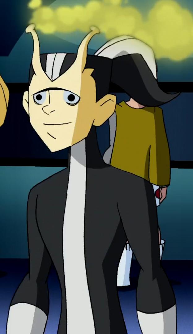 Dafe Meron (Legion of Super-Heroes TV Series)