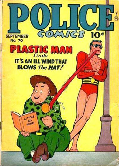 Police Comics Vol 1 70