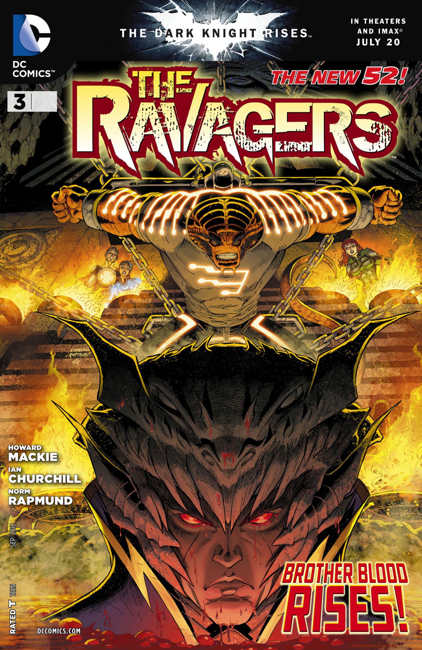Ravagers Vol 1 3