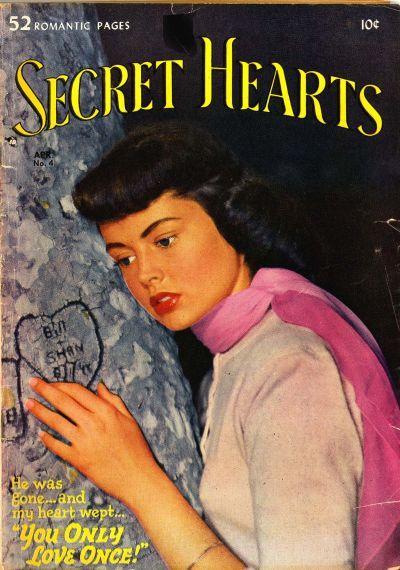 Secret Hearts Vol 1 4