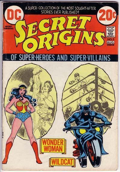Secret Origins Vol 1 3
