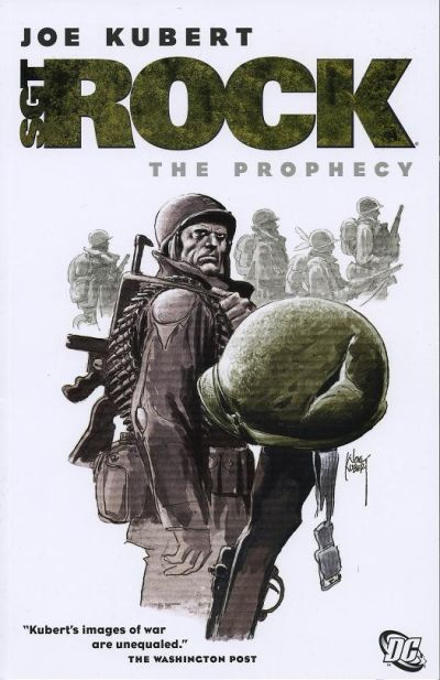 Sgt. Rock: The Prophecy Collection Vol 1 1