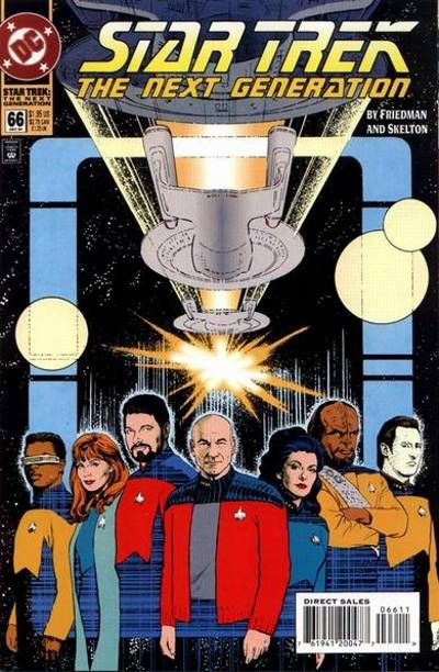 Star Trek: The Next Generation Vol 2 66