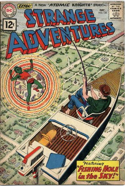 Strange Adventures Vol 1 135