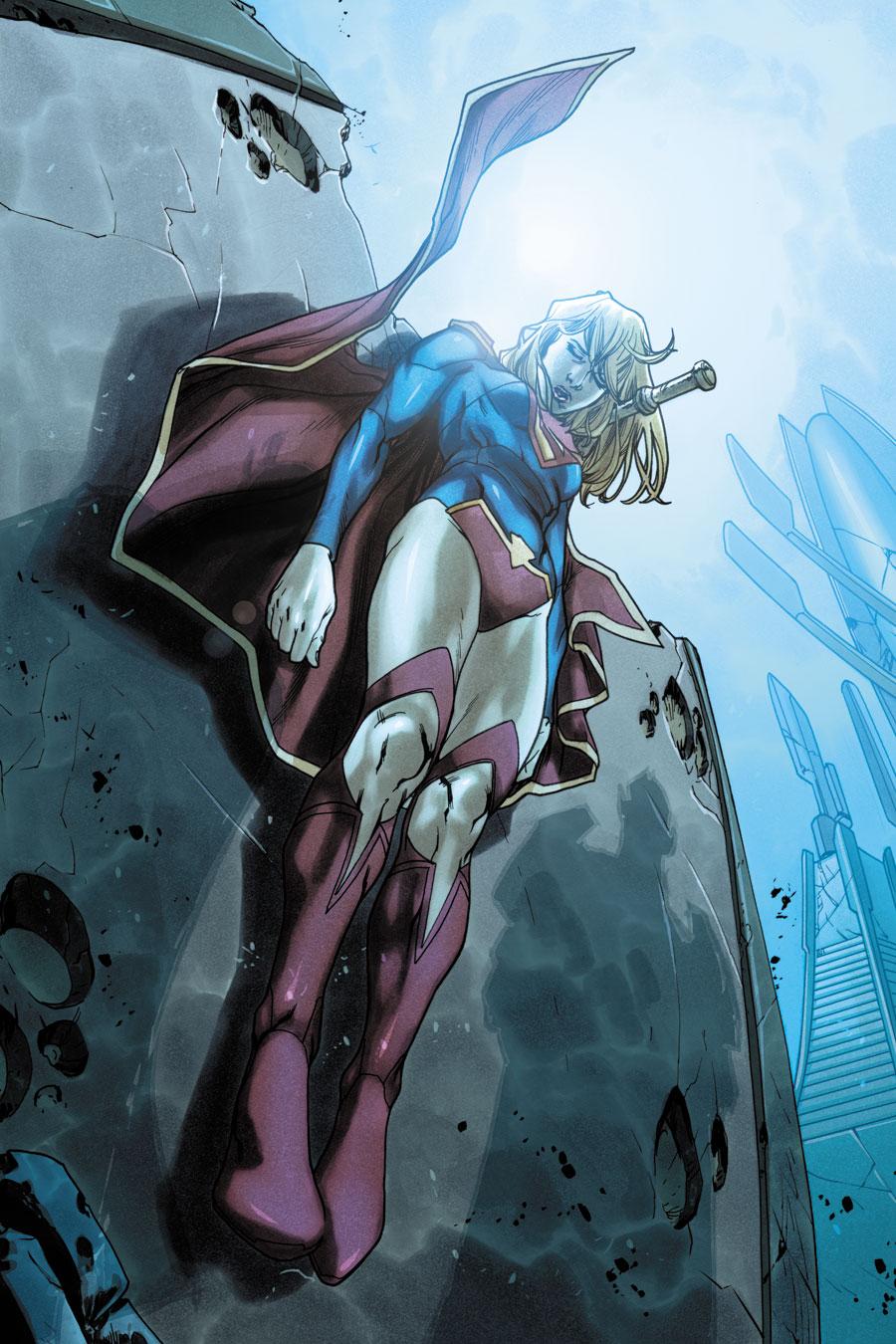 Supergirl Vol 6 6 Textless.jpg