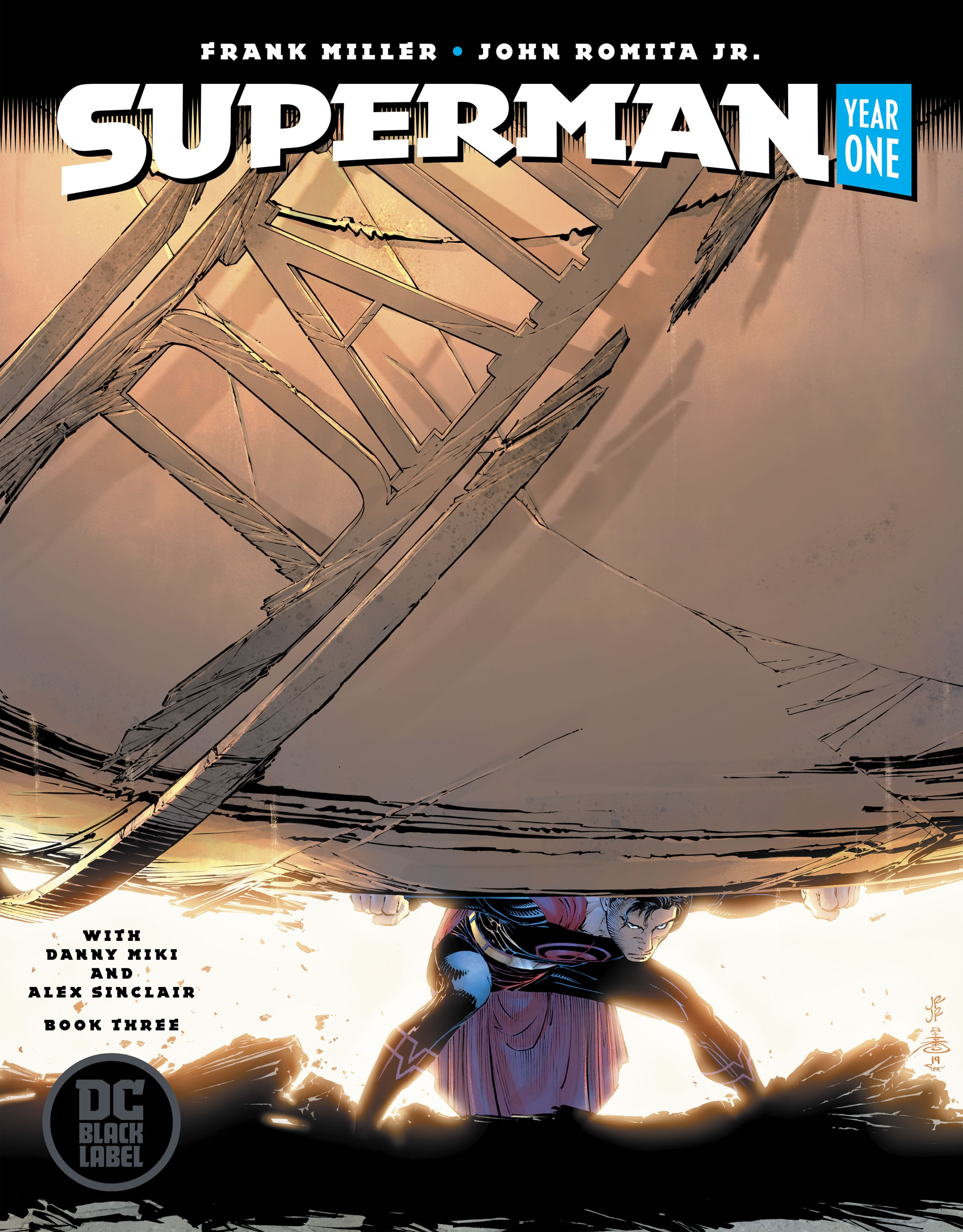 Superman: Year One Vol 1 3
