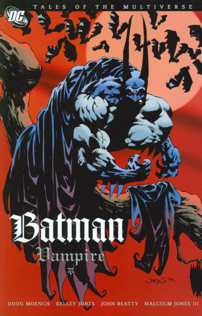 Tales of the Multiverse: Batman - Vampire (Collected)